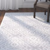 Found it at Wayfair - Shoals Silver Area Rug