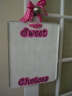 Classroom management...fill the cookie sheet (printables on the webpage) and earn a class-wide reward.