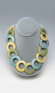 Jewelry Design - Single-Strand Necklace with Polymer Clay - Fire Mountain Gems and Beads