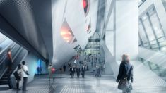 Hanking Center Tower | Morphosis Architects - Arch2O.com