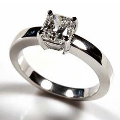 This would be perfect! I need a nice thick band. I love the simple ring.
