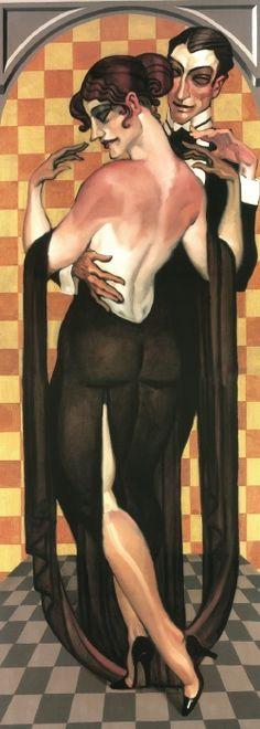 """Juarez Machado   ~  """"Art Deco Evening"""""""