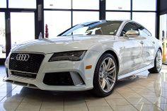 2014 Audi RS7 at Prestige Imports