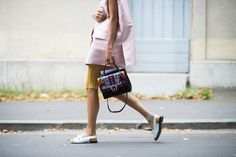 Details - handbag da vez nas ruas - Paris