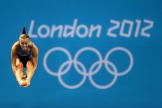Tania Cagnotto of Italy- springboard diving