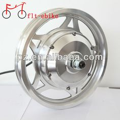 12'' 24V 36V 48V Electric Bicycle Motor/E-bike Motor/E-Bicycle High Speed Wheel Hub Motor