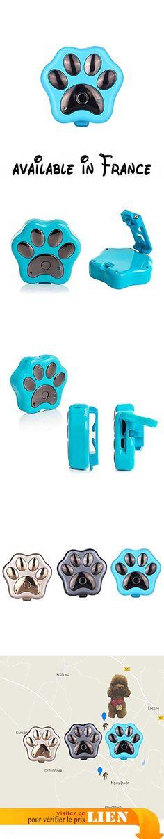 Rokoo Mini GPS Tracker Anti-Lost Dog Cat Pets Téléphone Surveillance d'emplacement en temps réel Alarm Monitor Device. Avancé étanche étanche et étanche à la poussière (IP66). Marquage à LED intelligent de détection de lumière. 4 GSM dans le monde. Localisation Global Distance Distance Distance illimitée. Wi-Fi haute précision de la technologie de positionnement intérieur (pas de mot de passe requis) #Pet Products #PET_SUPPLIES