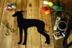 Personalizied sighthound pillow create your customized