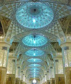 Allah Verdi Khan Mosque. Mashhad Iran.