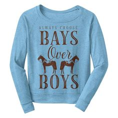 Boys Equestrian Pullover, horse tee, equestrian inspired clothing, One Horse Threads