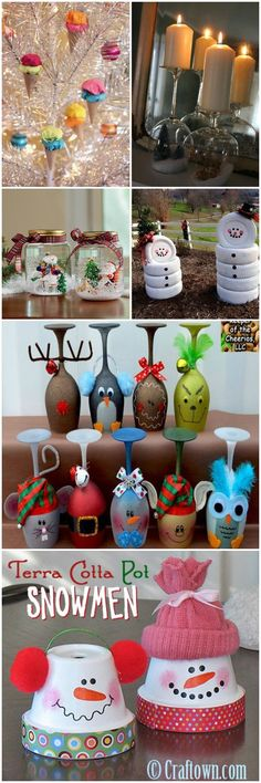 You can make and create many interesting DIY Christmas decorations with your own hands and under your budget. you can get inspiration