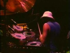 Deep Purple performing Knocking At Your Back Door. (C) 1984 The Island Def Jam Music Group