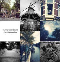 Amsterdam #1 City Guide | Jessica Grandoni