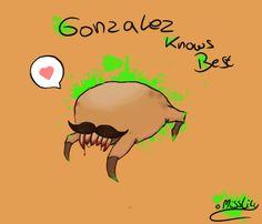 Gonzalez Knows Best - CinnamonToastKen fan-art - Miss Lily Blogs