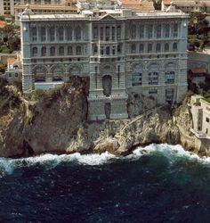 Grimaldi Fortress - Monoco aka Storm's End