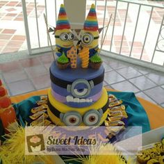 Minions....for my birthday...hint, hint!