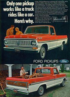 1970 Ford F-100 Ranger XLT Pickup Truck | Flickr - Photo Sharing!