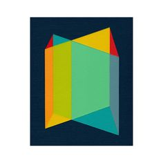 geometric abstraction by Julie Bonifay