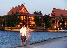 Our fourth trip (2008) and first deluxe resort stay! Disney's Polynesian, this was an amazing resort!  Highly recommend.  We stayed here as a special treat the year we had a fire in our house.  We so deserved the pampering! Somehow we managed to stay here in 2009 too!