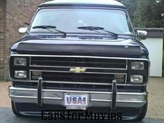 Chevrolet  Van G20 High Top, USA 1987 - CarsForMovies - Filmfahrzeuge, Moviecars und Film Autos mieten bundesweit.
