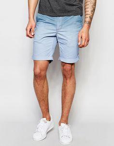 Image 1 ofBellfield Dip Dye Shorts