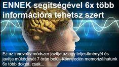 Memóriajavító ételek, memória javítása megfelelő táplálkozással agyserkentő szerek, ételek