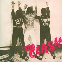 Previously unseen footage of the Clash on New Year's Day, 1977 Subcultura Punk, Punk Rock, Punk Art, Rock Chic, Glam Rock, The Clash Band, Clash On, The Clash White Riot, Hard Rock