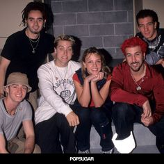 Watch Britney Spears and *NSYNC's 1999 VMAs performance!