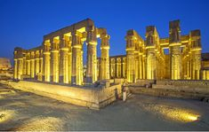 A private 2 day trips from Hurghada to Luxor to visit Luxor temple, Karnak temple, Valley of the Kings, Queen Hatshepsut temple then back to Hurghada. Luxor Temple, Luxor Egypt, Beautiful Places To Visit, Great Places, 2 Days Trip, Egypt Culture, Valley Of The Kings, Visit Egypt, House Of Beauty
