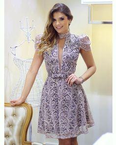 A @docemaria_oficial e os vestidos de renda mais lindos eveeeer!! ❤️❤️ In love por esse.. Muito princesa né?!