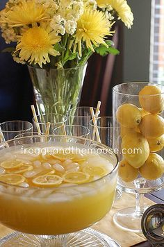 A Perfect Lemonade for a Lemonade Stand - 1 cup Countrytime Lemonade mix {or the likes}, 2 cups cold water, 1 can of chilled pineapple juice {46 oz}, 2 cans chilled Sprite {or the likes}. ...