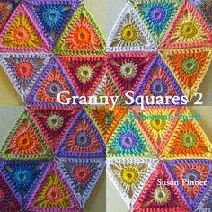 GRANNY SQUARES BOOK 2 UPDATE.... - Suz Place