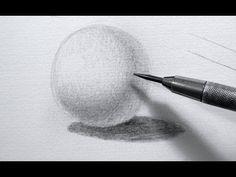 Clases de sombreado: cómo dibujar sombras - Arte Divierte - YouTube