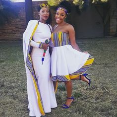 What an honour it was to go through this journey with you friend. So happy I was a part of your special day. #TshepoWedsRachel #Bridesmaid #VendaTradition #Day1