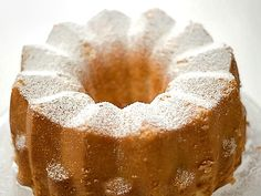 This is hands down my favorite. The lemon curd filling is sweet and tart and pairs so beautifully with the cake, which is a lighter variant of a traditional pound cake. One friend who ate it claimed: