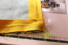 Tischsets nähen Html, Tutorials, Sewing For Kids, Diy, Goodies, Hand Crafts, Easter Activities, Bags, Wizards
