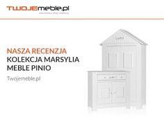 Kolekcja Marsylia, meble Pinio. Marseille collection, Pinio furniture