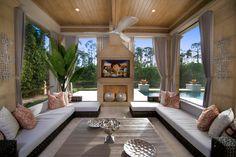 Luxury Outdoor Living at Villa Hermosa Golden Oak at Walt Disney World® Resort