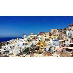 Unmöglich ein schlechtes Foto von Oia/Santorini zu machen! #santorini #oia #ia #greece #island #postcard #village #greekvillage #ocean #bluesky #grecia #travel The 4, Santorini, Dolores Park, Island, Instagram Posts, Travel, Bad Photos, Viajes, Islands
