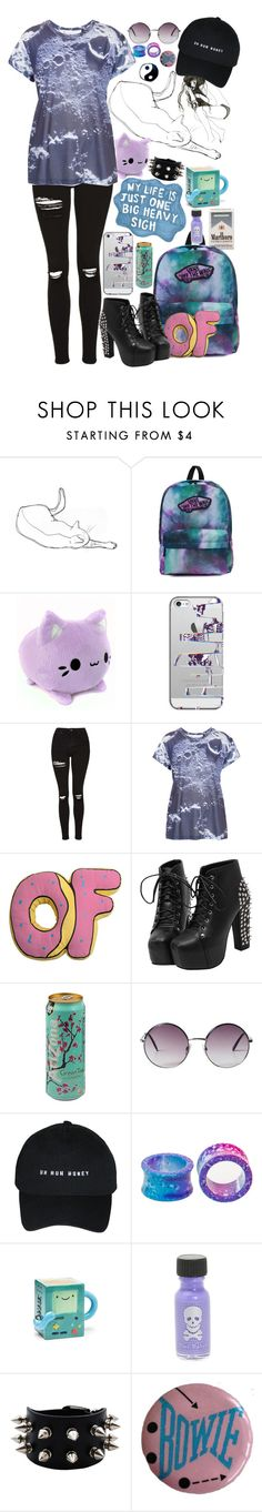"""""""i love you so much that my heart stops beating"""" by tiffany-blanks ❤ liked on Polyvore featuring Vans, Casetify, Topshop, Tee and Cake, Monki and oddfuture"""
