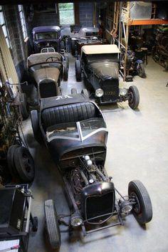 A Garage full of Rats