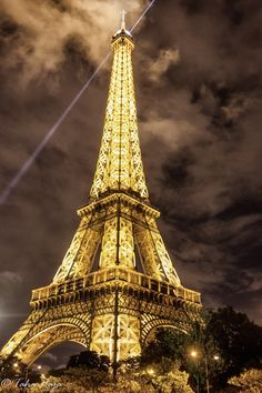 Eiffel Tower Paris, France