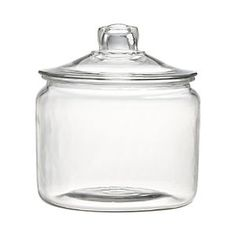 Heritage Hill 96 oz. Glass Jar with Lid 11.95  x3