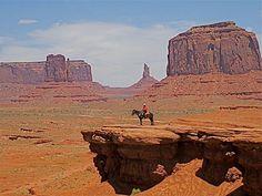 Monument Valley, Utah and Arizona, USA
