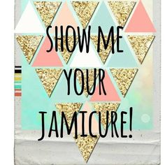 Snap a pic of your fingernails and message me your address for a FREE #Jamberry sample!