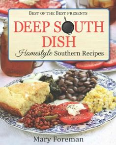 MARY FOREMAN is a home cook and the publisher of the wildly popular southern recipe website, DeepSouth- Dish.com, drawing millions of readers a month from all across the world, who find a reconnection