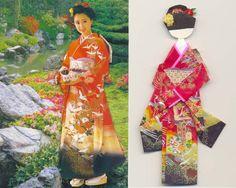 kimono lady by PitushaZee on DeviantArt