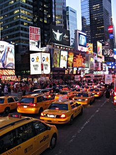 Times Square – New York City. Love that place!!!