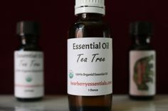 Tea Tree Essential Oil $7.00 - $13.00  100% Pure Organic Tea Tree Essential Oil    TeaTree, also known as Melaleuca Alternifolia is native to  Australia, which is why it is such a common and popular essential oil in that country. However, its medicinal qualities made it renowned world wide. The aborigines of Australia consider it a cure-all medicine since ancient times. Today it is considered a powerful antimicrobial with antibacterial anti fungal and antiviral properties.