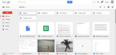 Google Drive Gets A Shiny New Interface On The Web, Rolling Out To ...